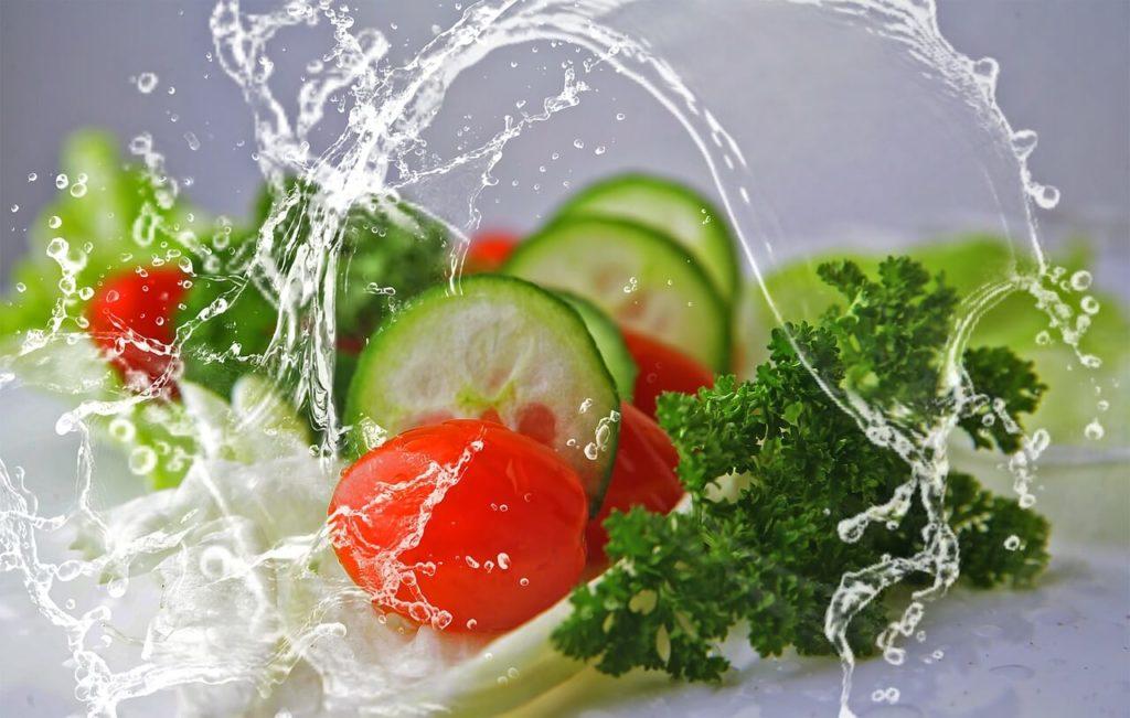Gemüse mit Vitamin K