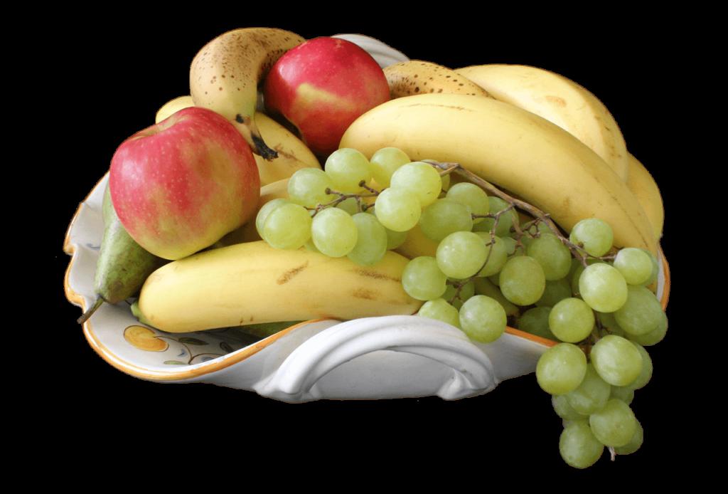 Obst bei Kaliummangel